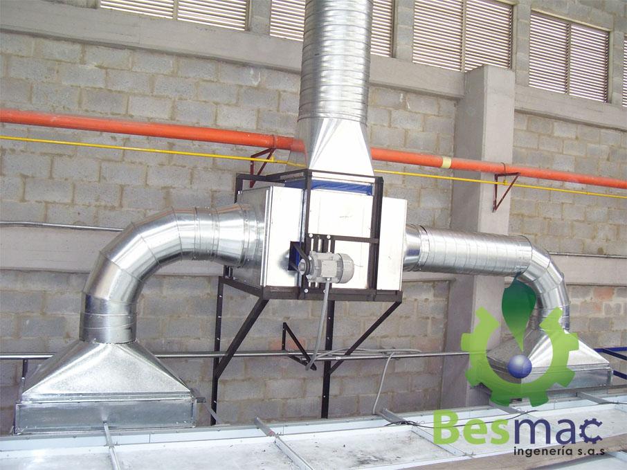 Productos ventilaci n - Extraccion de humos y ventilacion de cocinas ...